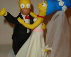 Noivos simpsons