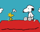 Mousepad Snoopy Woodstock