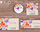 duoO eco 004 - cart�es, tags, adesivos