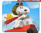 Mouse Pad Snoopy