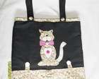 BOLSA DE TECIDO GATO 2