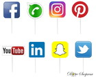 Toppers REDES SOCIAIS