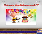PAINEL FESTA 150X90 SNOOPY 3