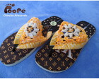 Chinelo louis vuitton croche