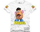 Camisa Toy Story Personalizada