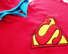 Poncho Do SuperMan!!