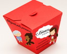 Caixa China In Box Personalizada