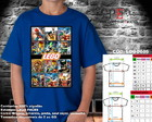 Camisetas Lego Faces