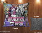 Almofada Monster High 003