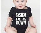 Body de bebê System of a down