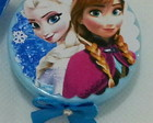Frozen latinha personalizada mint to be