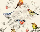 Papel de Parede Little Birds