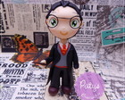 Miniatura Harry Potter (12cm)