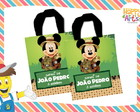 Eco Bag mickey Safari 2