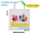 Sacolinha Eco Bag Backyardigans