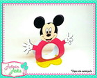 Porta bombom Minnie/Mickey