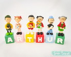 Cubo Decorativo - Turma do Chaves