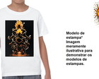 camisa camiseta Dragon Ball Goku phases