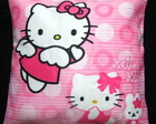 Almofadas hello kitty
