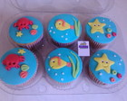 Cupcakes Fundo do Mar