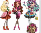 Adesivo Parede Ever After High