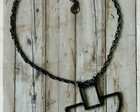 Colar Chocker Grafite