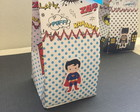 Caixa Milk Box- Superman