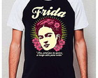 CAMISETA RAGLAN - FRIDA FLOWERS