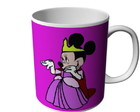 CANECA MICKEY E MINNIE-7805
