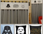 Cortina Star Wars 1,50x1,50