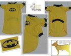 Blusa Pet Batman P