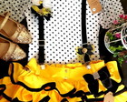 Conjunto Infantil GB Collection Yellow