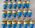 Lembrancinha Chaveiro Biscuit Minions