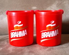 Kit 2 Porta Latas 350ml Brahma Chopp