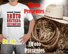 Camisetas Country personalizadas Brutos