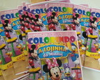 Kit de Colorir DiMagia Minnie Loja