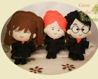 Kit Boneco Turma do Harry Potter