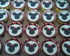 Cupcake Mickey e Minnie