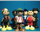 Fofuchos Chaves 3d