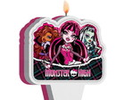 Vela Plana Monster High Kids