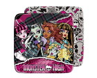Prato Monster High Kids c/ 8 unid.