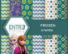 Papel Digital Frozen 13
