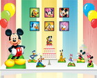Kit Festa Completa Disney
