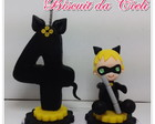 Topinho Miraculous Cat Noir