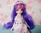 Boneca Loli Girl Rarity custom
