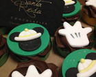 Mini Cupcakes - Mickey Safari