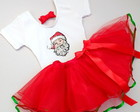 Kit Conjunto Papai Noel