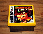 Caixa MDF Donkey Kong Country Game Boy
