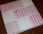 LBUM SCRAPBOOK PATCH ROSA - 100 FOLHAS