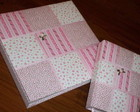 KIT LBUM PARA SCRAPBOOK E DIRIO